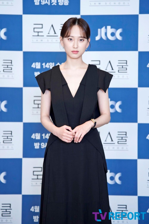 [T포토] 류혜영 '더 예뻐졌네'