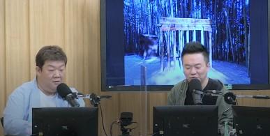 """'컬투쇼' 유민상 """"쯔양-천뚱에게 졌다...먹방의 왕좌 넘겨줘야"""""""