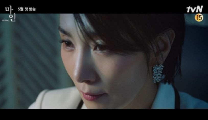 '마인' 김서형, 뼛속까지 귀족 '싱크로율 완벽'