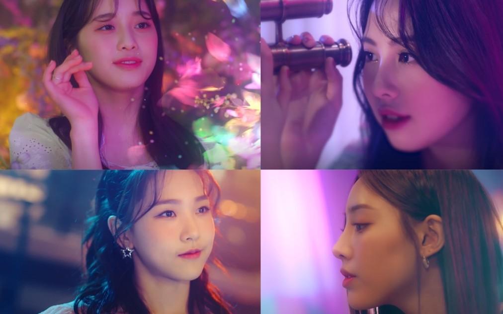 라잇썸, 8人8色 동화 같은 데뷔 트레일러 공개 '청순+신비'