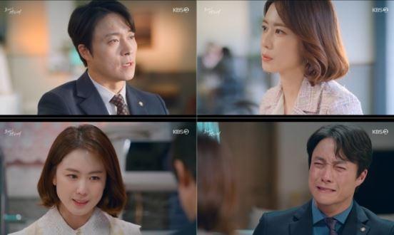 '오케이 광자매' 홍은희 최대철, 결국 이혼 선택