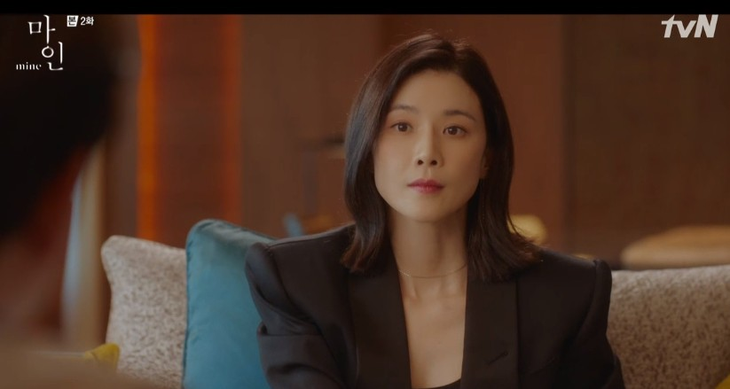 '마인' 이보영, 子소문에도 당당... 이현욱X옥자연, 은밀한 교감 나눴다[종합]