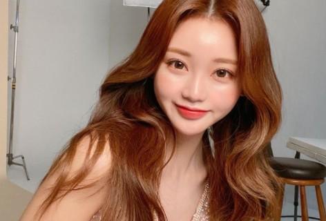 홍지윤, 트롯바비의 눈부신 미모 '러블리' [리포트:컷]
