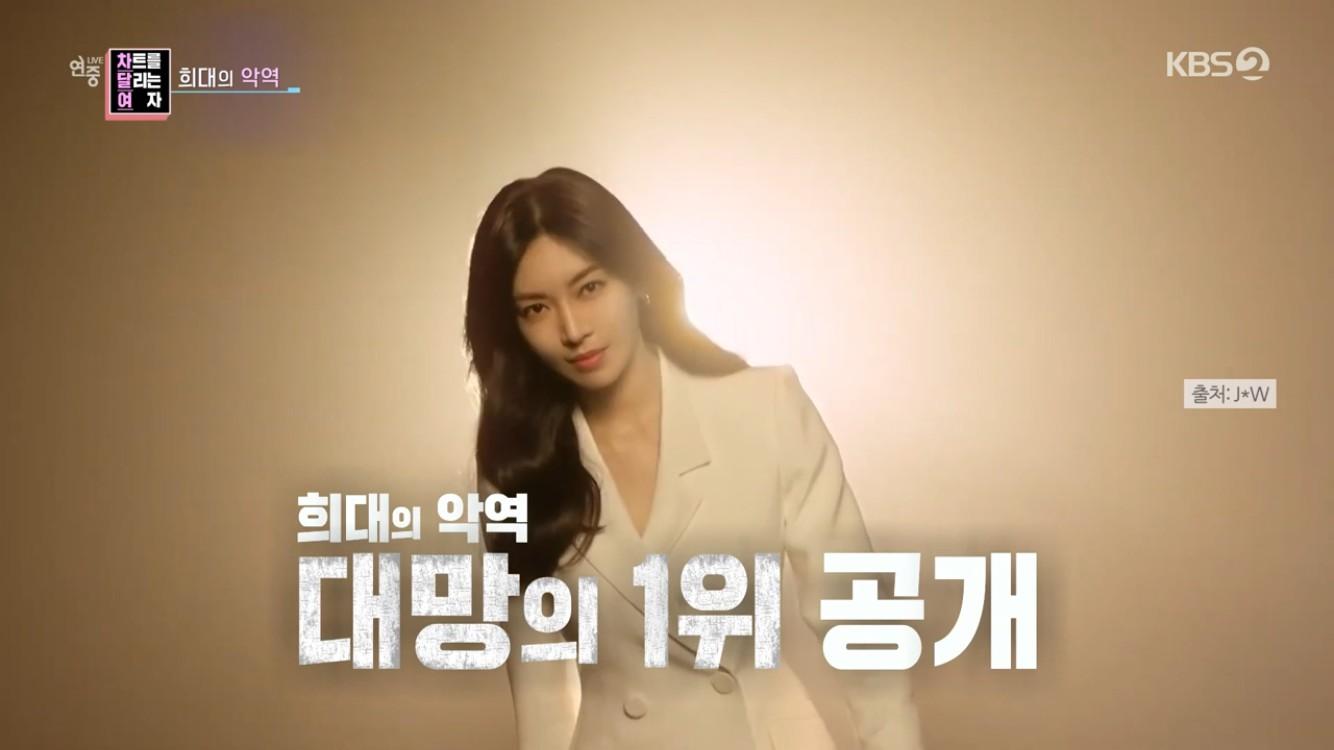 '연중' 김소연→진선규, 희대의 악역 TOP8…마라맛 연기+순둥 매력 [종합]