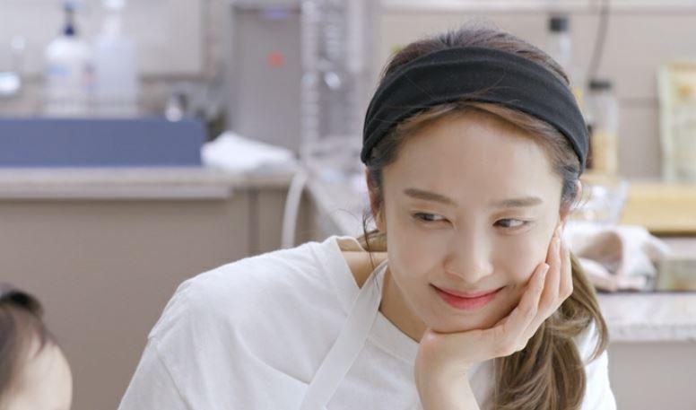 '편스토랑' 박정아, 25개월 효녀 아윤이에 '눈물'