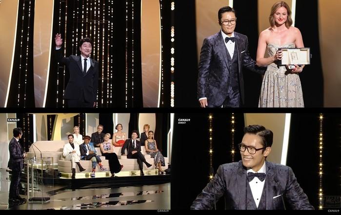 韓영화·영화인들에 주목한 '칸 영화제'