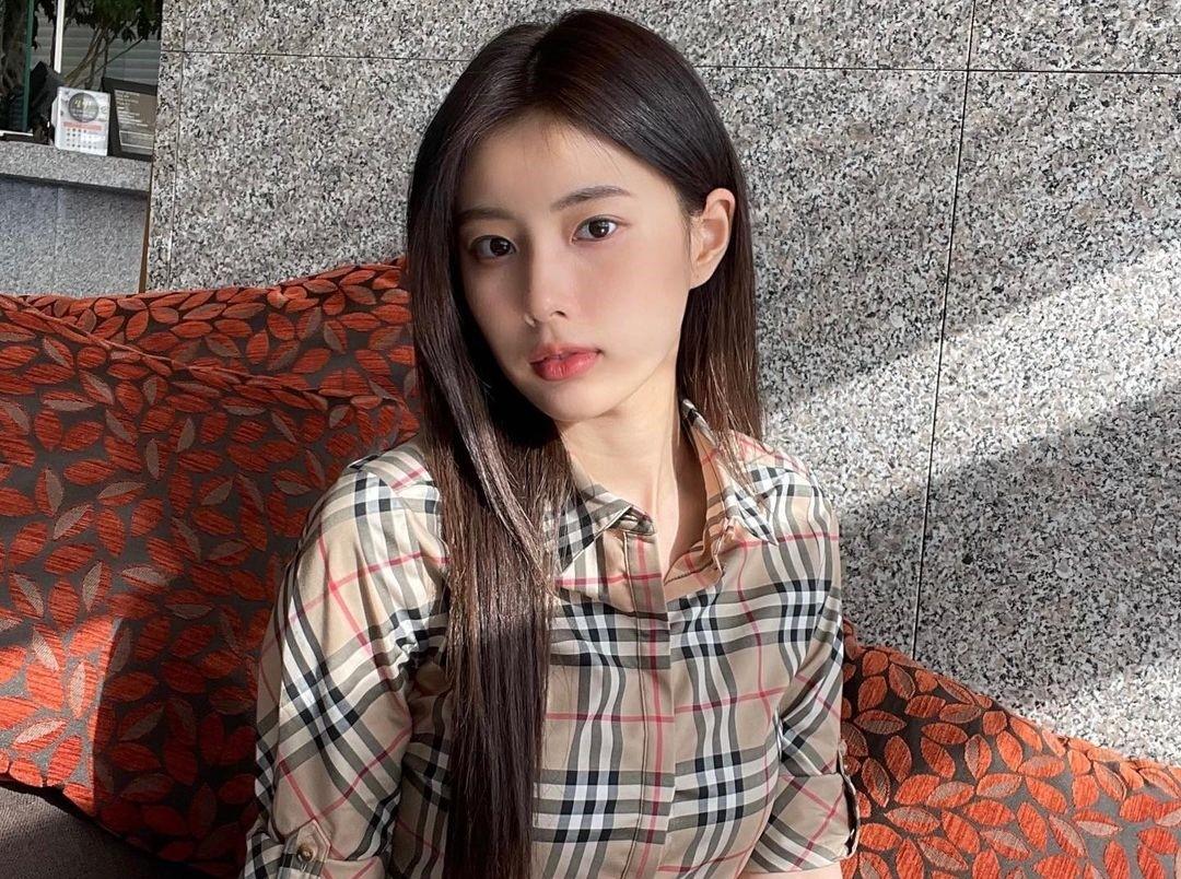 아이즈원 출신 강혜원, 일상이 예쁨…세련 청순美 [리포트:컷]