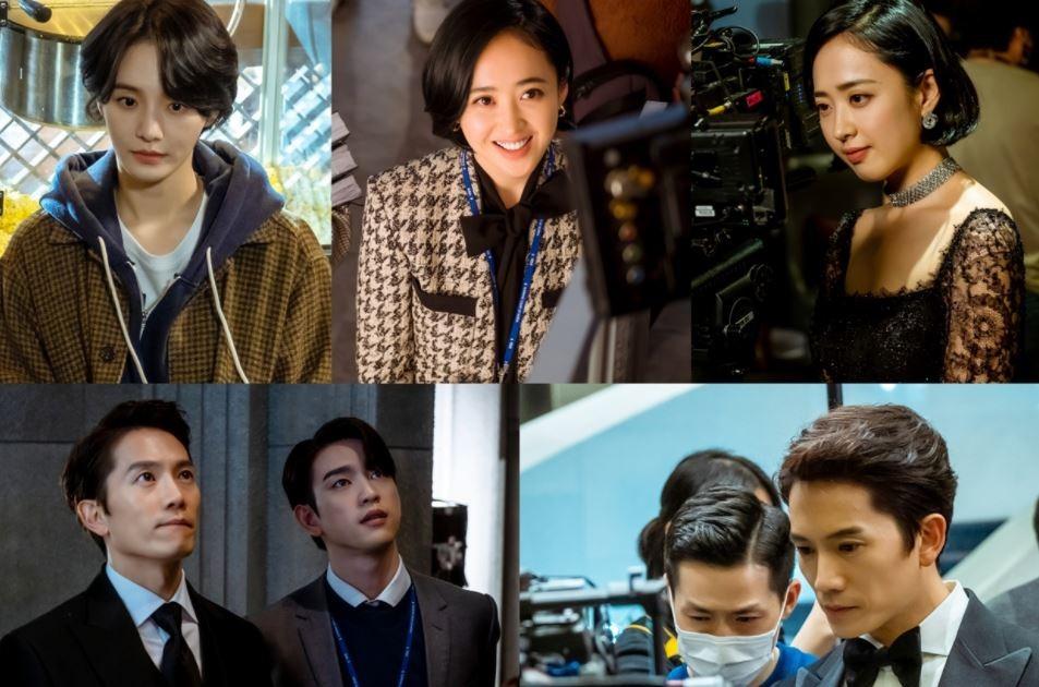 '악마판사' 지성-김민정-진영-박규영, 이유 있는 케미