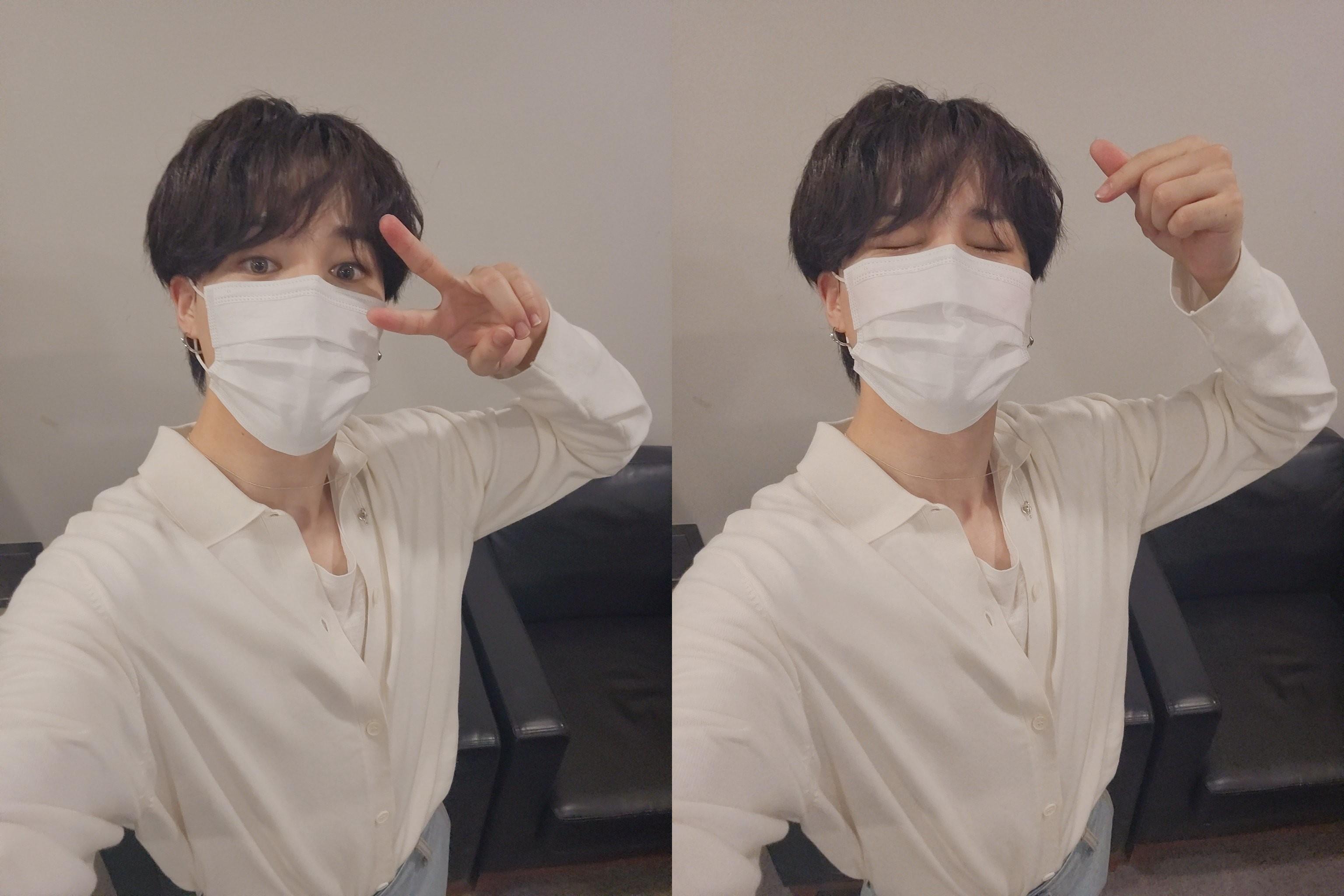방탄소년단 지민, ♥아미 밖에 모르는 사랑둥이 [리포트:컷]