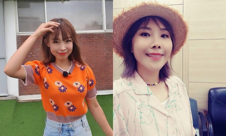 """신봉선, 오나미 열애 소환 """"내가 아는 나미 아냐"""""""