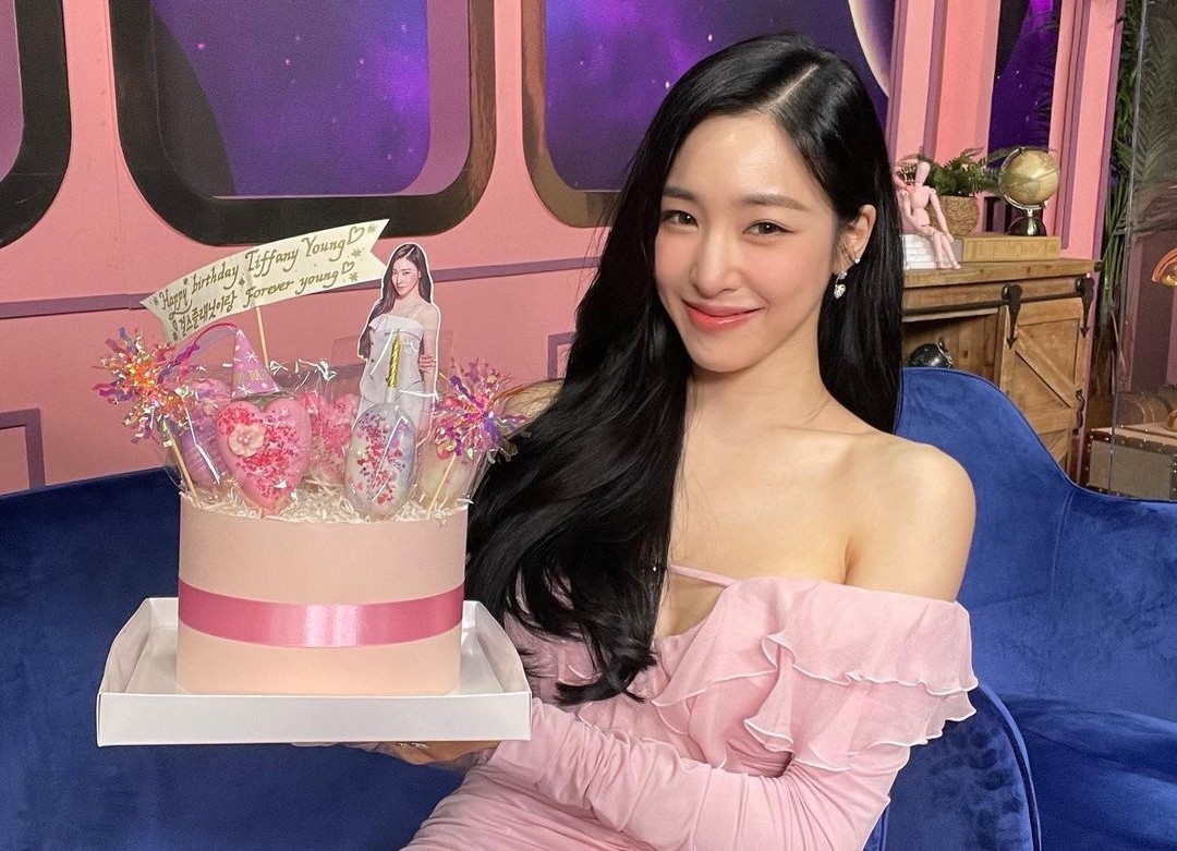 티파니영, 러블리 '핑크 공주'…소녀들의 교과서 [리포트:컷]