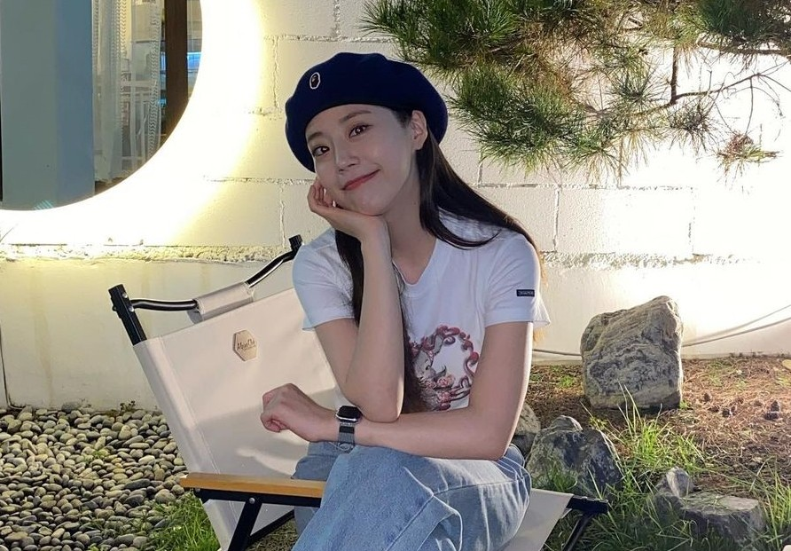 """허영지 """"코로나 물리치는 중""""…김민경·타이거JK 등 응원"""