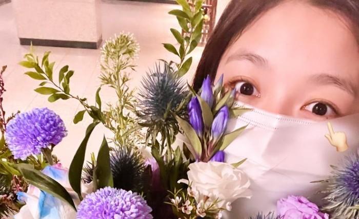 김유정, 꽃보다 예쁜 비주얼 '공주님' [리포트:컷]