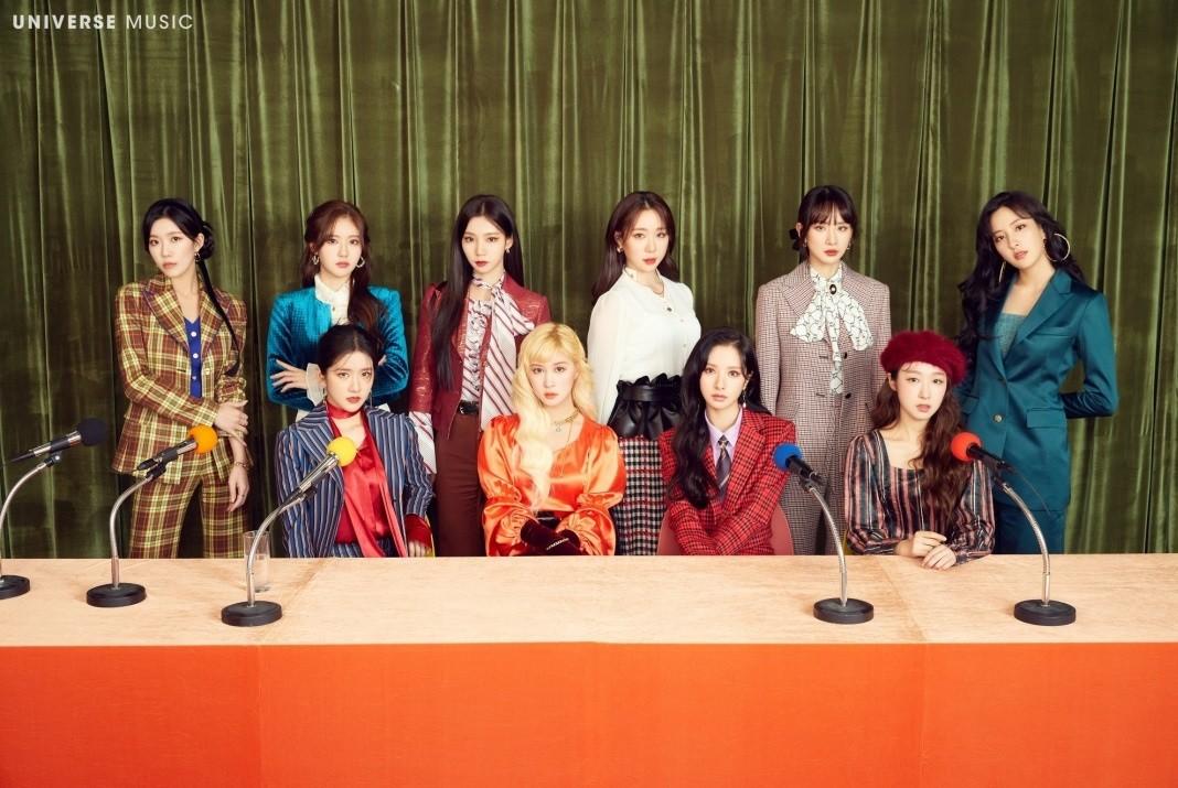 우주소녀, '너의 세계로' 콘셉트 포토 공개... 치명적 성숙미