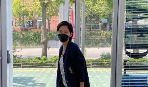 김나영 아들 신우, 폭풍 오열 이유 [리포트:컷]