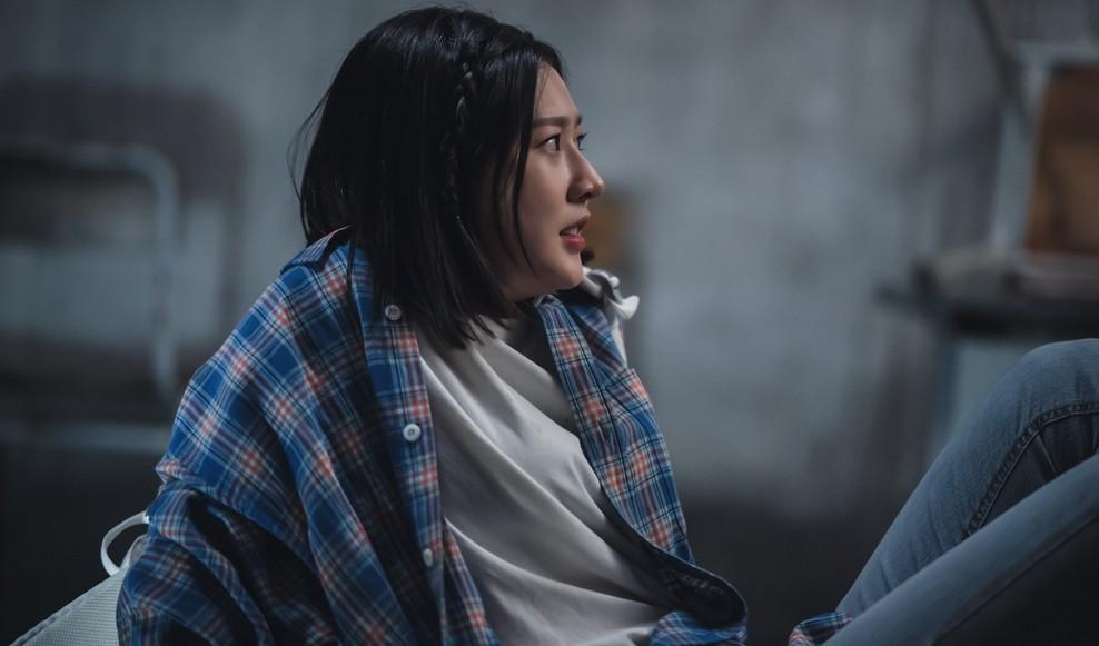'우수무당 가두심' 김새론, 시크한 소녀 무당에게 무슨 일? 눈물샘 폭발