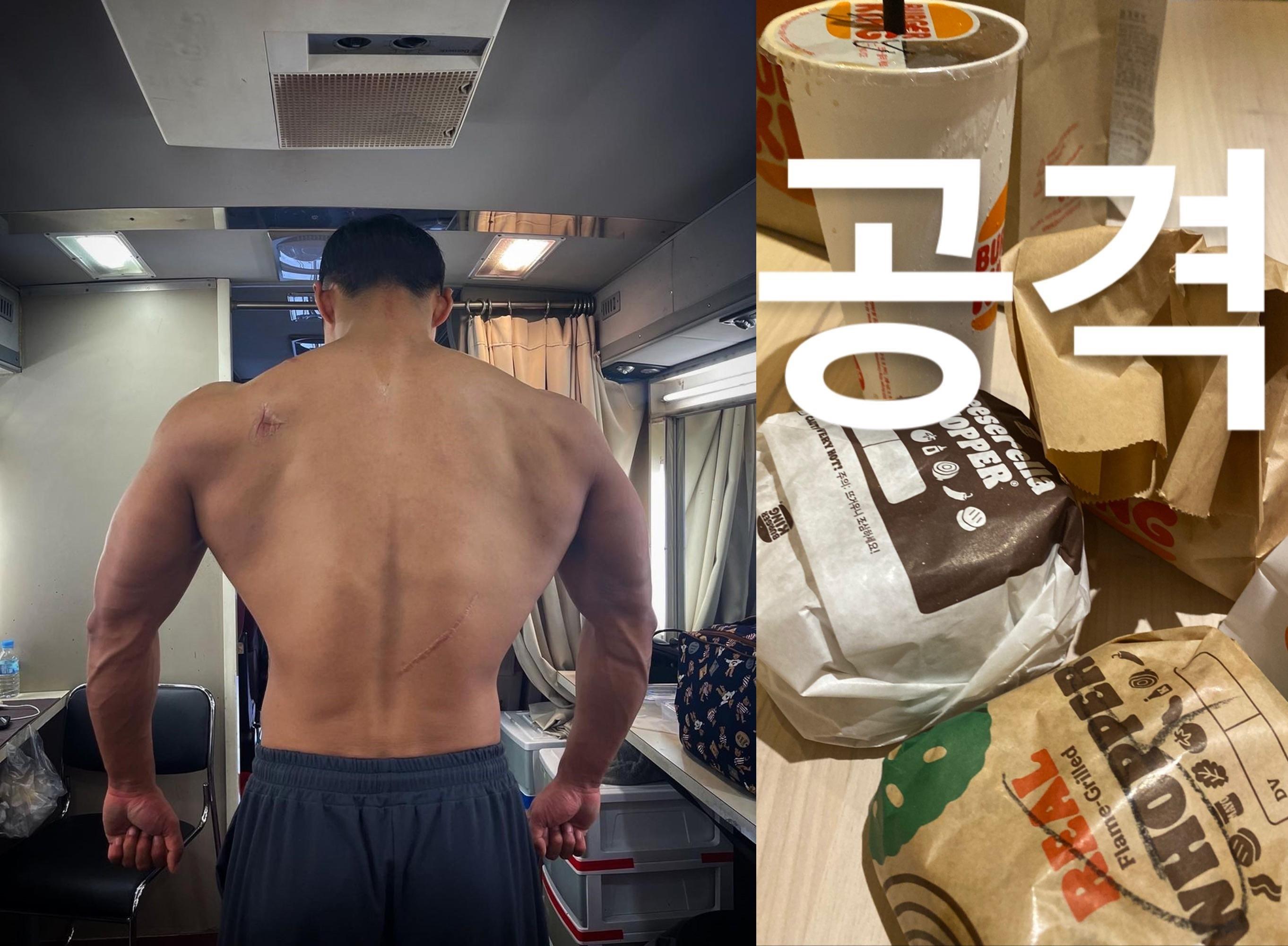 """남궁민, 경이로운 역삼각형 몸매…""""마지막 탈의→햄버거 공격"""""""