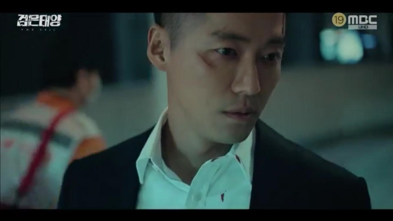 """'검은태양' 남궁민, 국정원 병가 제출 """"사건에서 손 떼겠다""""→김지은과 공조"""