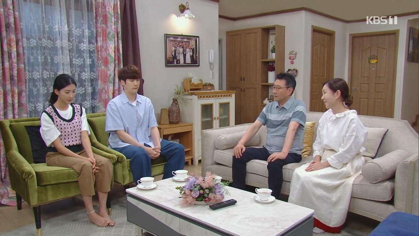 """'속아도 꿈결' 이태구♥주아름, 결혼 허락 받았다…왕지혜, 주종혁에 """"같이 가자"""" [종합]"""