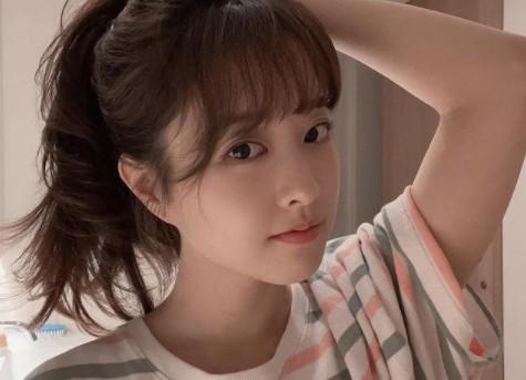 박보영, 일상 모습도 화보...요정 미모 끝판왕 [리포트:컷]