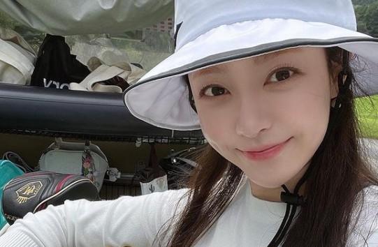 유소영, 싱그러운 햇살 미소 '상큼' [리포트:컷]
