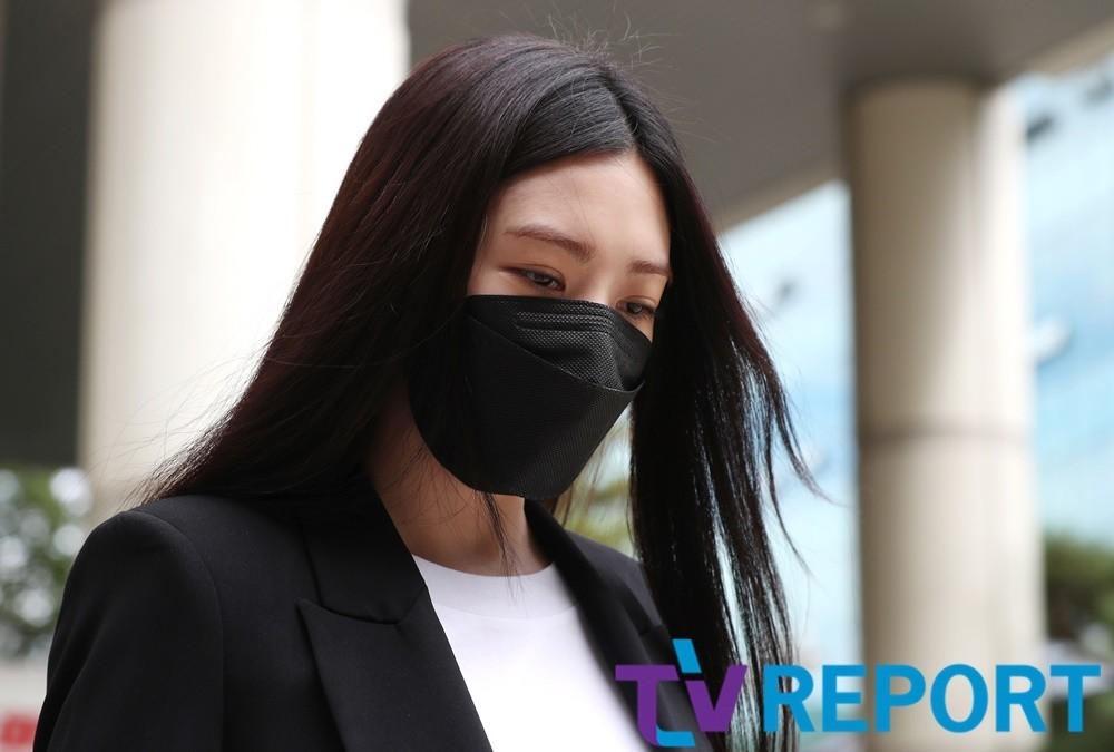 """'음주운전' 리지, 징역 1년 구형…""""꿈에서도 반성"""""""