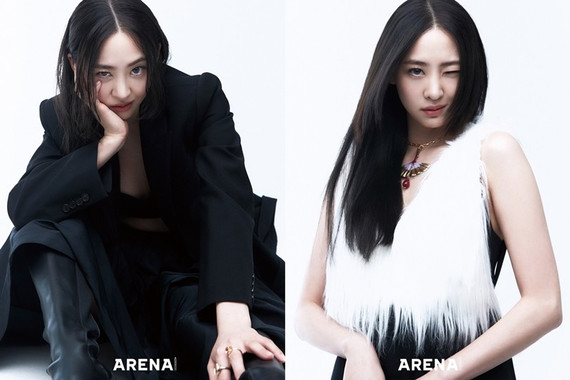 김다솜, 시크X우아 공존...여신의 아우라 [화보]