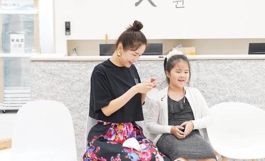 '한창♥' 장영란, 곧 개원할 병원 방문 [리포트:컷]