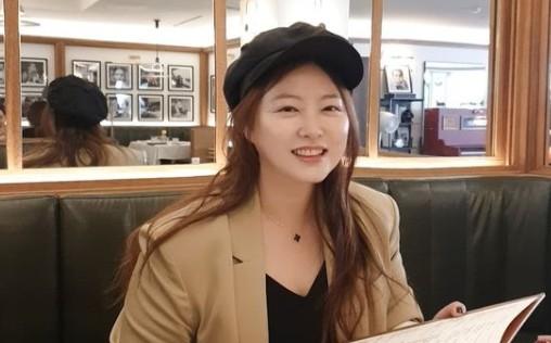 '김원효♥' 심진화, 힐링되는 비타민 미소 [리포트:컷]