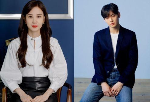 박은빈X차은우, 서울드라마어워즈 2021 MC