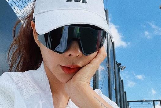 """김준희 """"일만 하다 죽고 싶진 않아"""" [리포트:컷]"""
