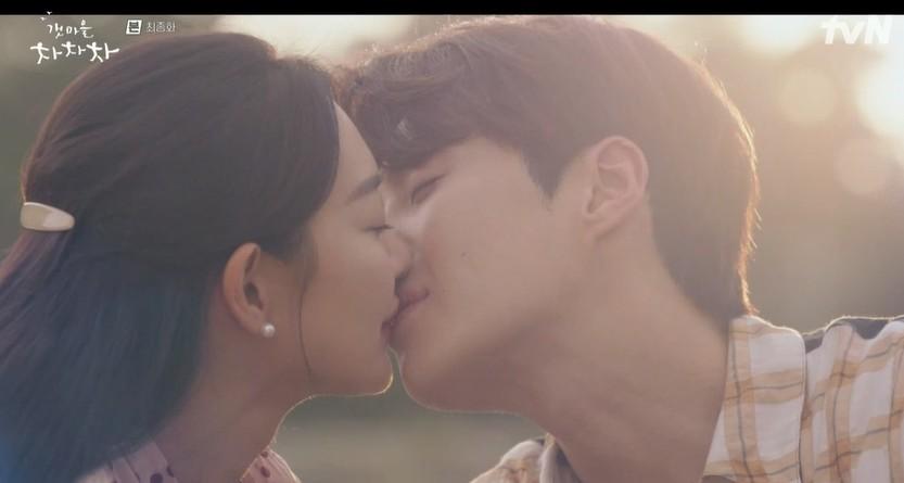 '갯차' 김선호♥신민아, 쌍방 프러포즈→영원한 사랑 약속... 완벽 해피엔딩[종합]
