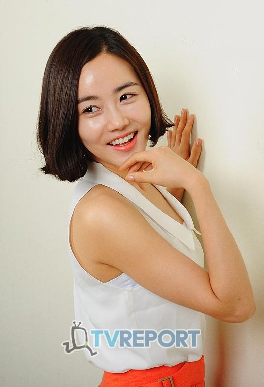 [T포토] 황우슬혜, '싱그러운 미소'
