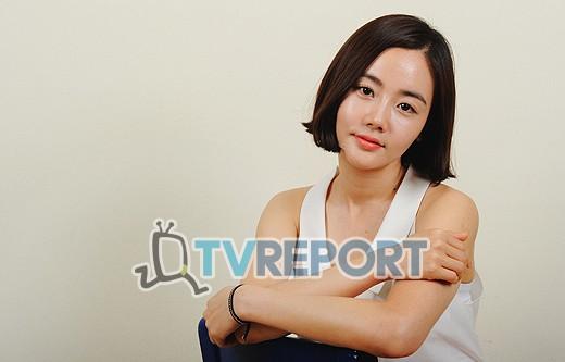 [T포토] 황우슬혜, '건강미 넘치는 미모'