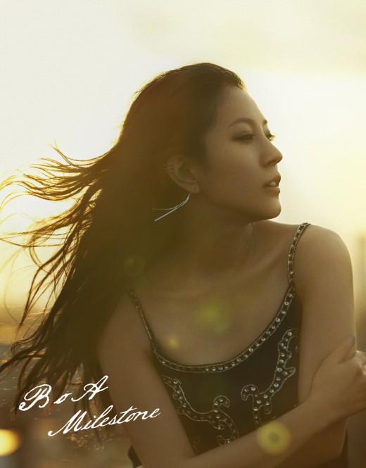 보아, 日 데뷔 10주년 싱글 'Milestone' 한국서 21일 발매