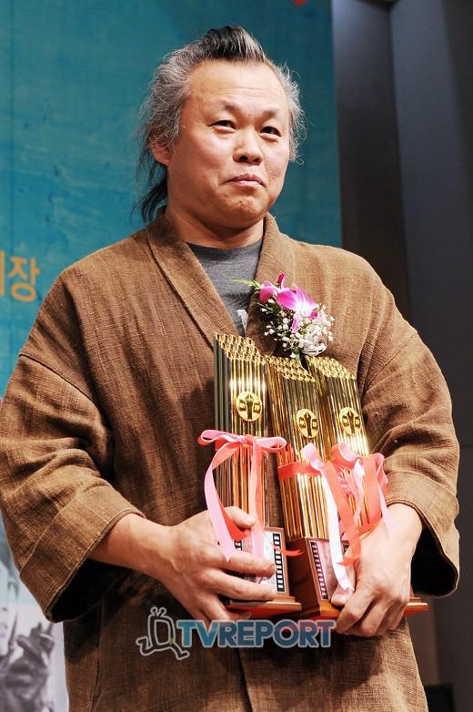 김기덕 감독, 당신은 한국영화계의 진정한 '용자'입니다