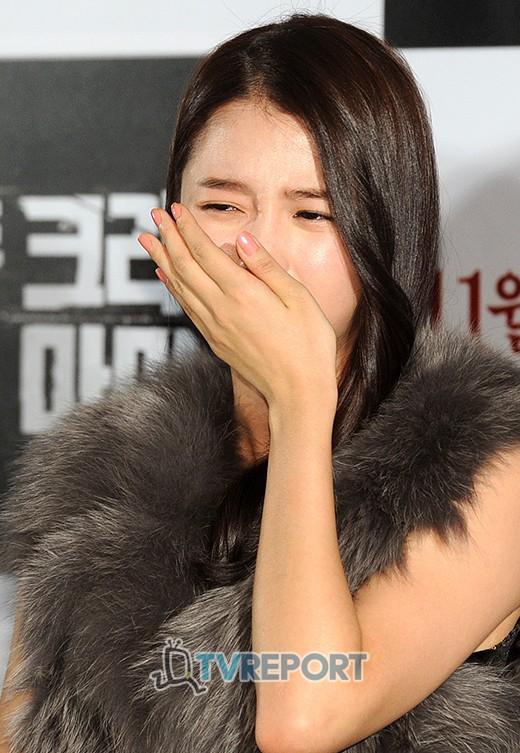 """남보라 눈물 """"유선, 폭풍오열 장면 보고 울컥"""""""