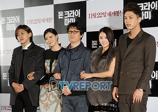 돈크라이마미 개봉일 1위, '늑대소년' 이어 韓영화 돌풍 잇나