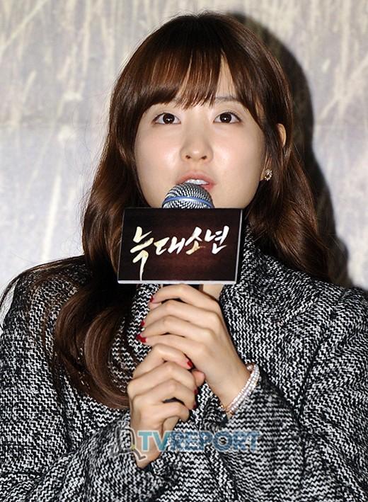 """박보영 키 콤플렉스 """"작아도 너무 작아요"""""""