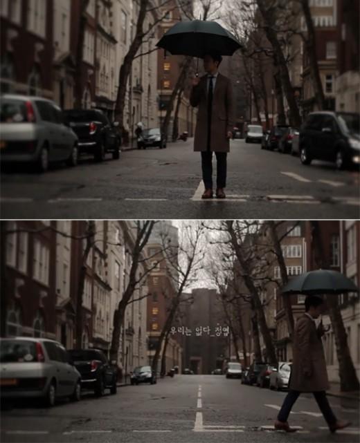 정엽, 새 앨범 12월 12일 발매…우수에 찬 런던 거리
