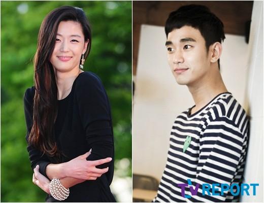김수현, '별에서 온 남자' 전지현 파트너 확정 '도둑들 인연'