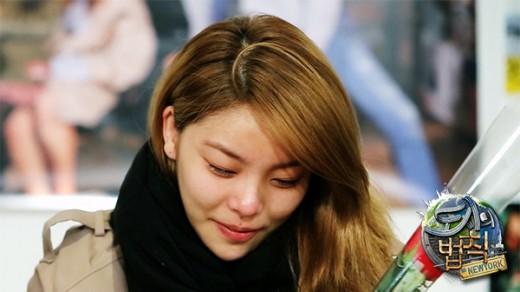 '도시의법칙' 에일리, 뉴욕팸과 아쉬운 작별인사…백진희 눈물
