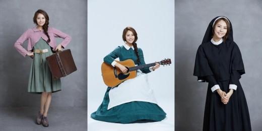 가수 박지윤, 뮤지컬 '사운드 오브 뮤직' 주인공 캐스팅…7년 만의 외출