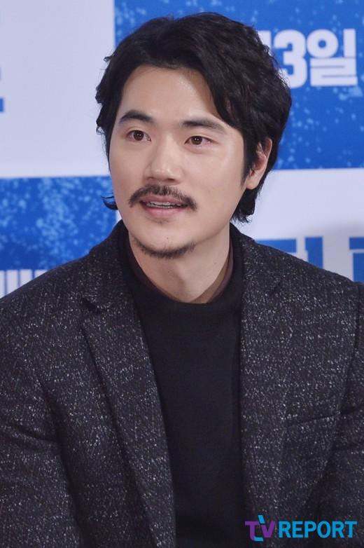 """김강우, 영화 촬영중 휘발유 마셔…제작사 측 """"15일 촬영장 복귀"""""""