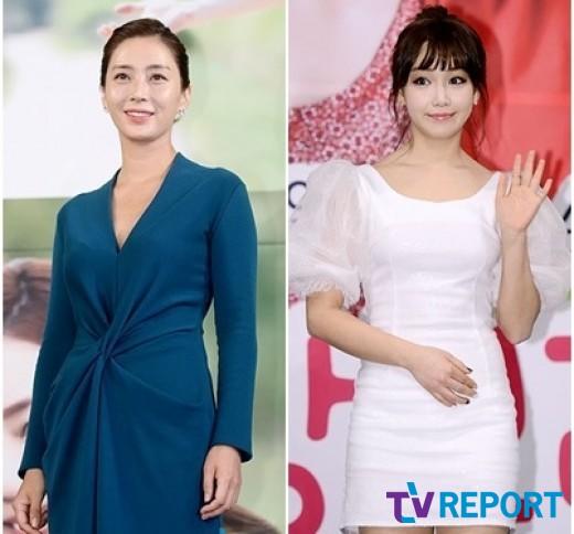 [콕TV] 송윤아 vs 이유리, 오늘 MBC 연기대상 '여신들 전쟁'
