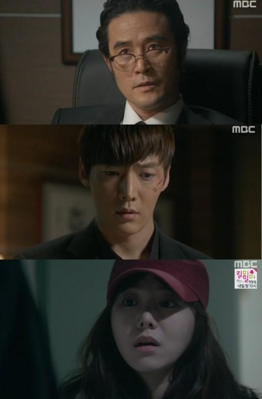'오만과편견' 곽지민, 박만근 얼굴 아는 유일한 목격자였다