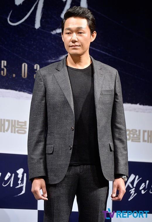 """박성웅 '살인의뢰' 시사회中 응급실行 """"어지러움 호소"""""""