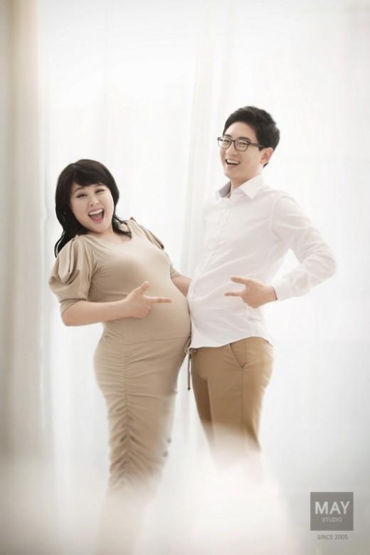 """홍지민, 결혼 9년 만에 득녀 """"잘 키우겠다"""""""