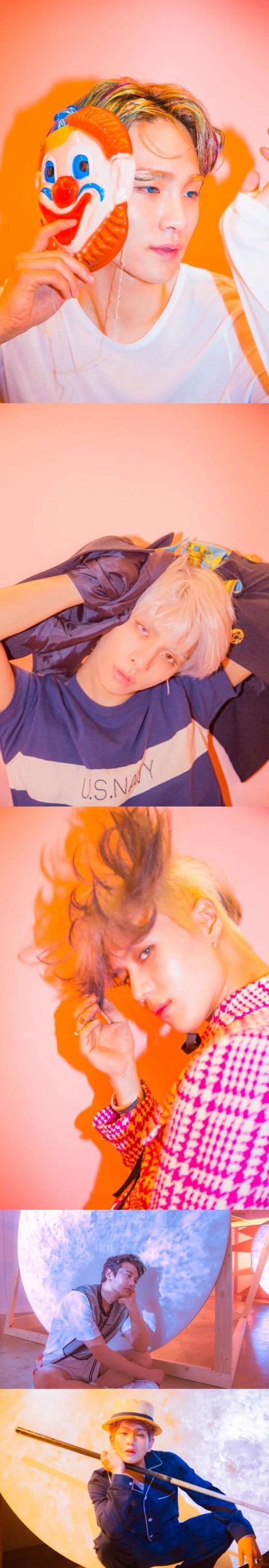'컴백' 샤이니, 타이틀곡 '뷰'…단독콘서트서 최초 공개