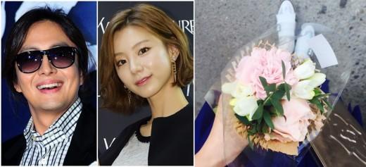 배용준♥박수진, '로즈데이' 결혼발표…'축하봇물'